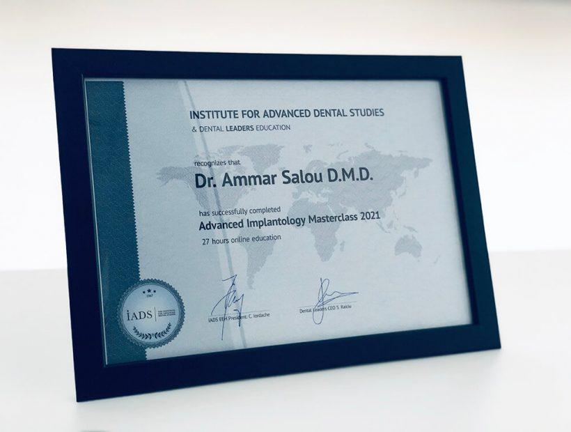 Diploma IADS